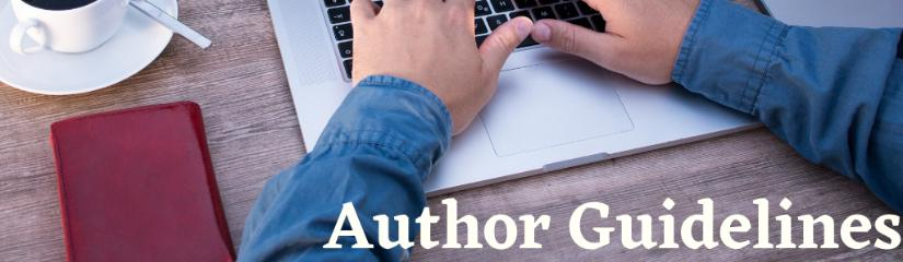 Guidelines for Author